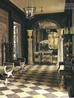 floors and beautiful interior