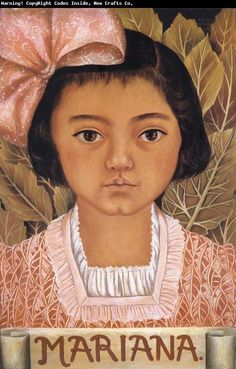 One of my favourite paintings by Frida Kahlo
