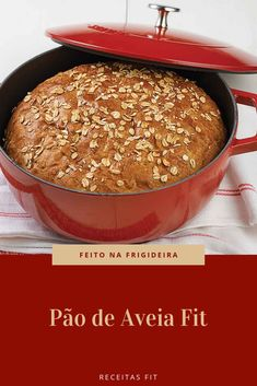 Sin Gluten, Bread Recipes, Cake Recipes, Herbalife Recipes, Oatmeal, Food And Drink, Healthy Recipes, Banana, Cooking