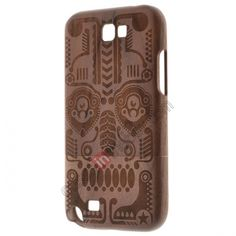 Real Genuine Wood Wooden Case for Samsung Galaxy Note 2 II N7100 US$18.99