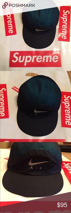 🔥🔥🔥 Supreme Nike running hat 🔥🔥🔥 Supreme/Nike trail running hat Blue. 🔥🔥🔥 Supreme Other
