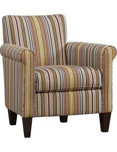 Havertys - Amalfi Accent Chair