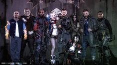 Suicide Squad trailer shows us DC movies don't need to.: Suicide Squad trailer shows us DC movies don't need to brood… Michael Rooker, Batman Vs Superman, New Trailers, Movie Trailers, Trailer 2, Official Trailer, Cara Delevingne, Joker And Harley, Harley Quinn
