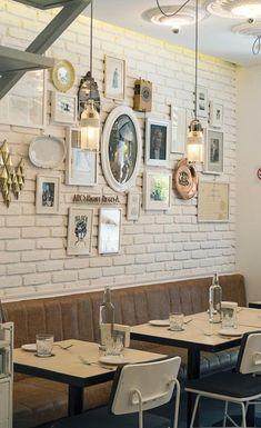 Malamén Restaurant. Location: Emilio Castelar 121 K, Polanco, Mexico City.