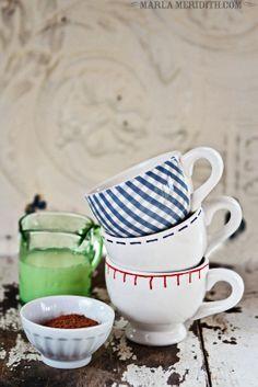 Recipes: Drinks on Pinterest   Iced Green Teas, Crockpot Hot Chocolate ...