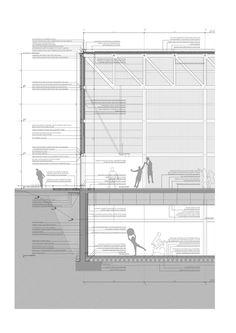 Gallery of Multi-Sport Pavilion and Classroom Complex / Alberto Campo Baeza - 28