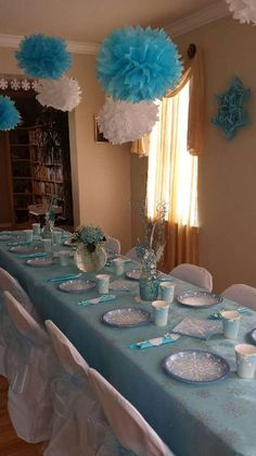 Frozen (Disney) Birthday Party Ideas | Photo 10 of 23 | Catch My Party