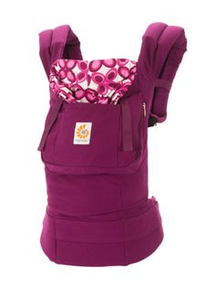 Original Baby Carrier from Brands We Love Feat. Ergobaby on Gilt