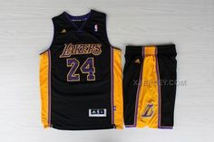 http://www.xjersey.com/lakers-24-bryant-black-new-revolution-30-suits.html LAKERS 24 BRYANT BLACK NEW REVOLUTION 30 SUITS Only $59.00 , Free Shipping!