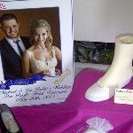 Sallazzos featured at Michael & Lu Buble's wedding Wedding Planning, How To Plan, Celebrities, Celebs, Celebrity, Famous People