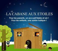Ouverte tous les samedis soirs de 19h à 1h, la Cabane aux Etoiles accueille tous les enfants de 3 à 12 ans.
