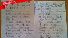 My Kid's Insane Christmas Wish List, Annotated. Hilarious!!!!!