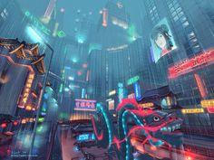 Chinatown Station 2 Author: Jett0