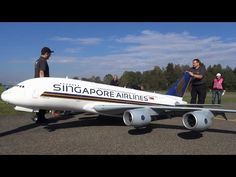 Review Hausen Flightday R/C Modell Airliner,Jets,Airplane,ect. Switzerla...