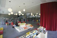 Nantes Aménagement - Médiathèque Floresca Guépin