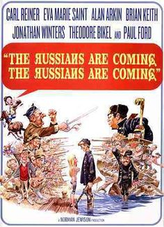 The Russians Are Coming The Russians Are Coming Carl Reiner
