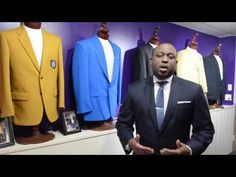 WILLIAM WILSON CLOTHING: Wilson designs suits, shirts, pants and jackets, both ready-made and custom.