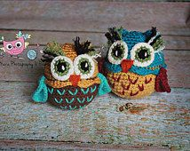 Hootie Owl Crochet Pattern
