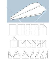origami airplane pdf