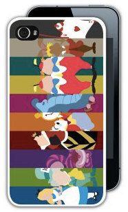 Disney Alice in Wonderland iPhone Case