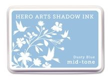 Hero Arts Shadow Ink Pad DUSTY BLUE AF314