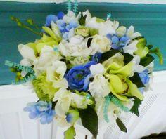 Wedding Bridal Bouquet Beach Weddings | AmoreBride - Wedding on ArtFire