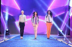 Silvia and Amber's #FashionStar collaboration