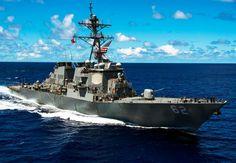 The Arleigh Burke-class guided-missile-destroyer USS Fitzgerald (DDG 62) arrived in Brisbane, Australia, for a port visit, June 25 2015.  The port visit will provide Fitzgerald Sailors time to unwind and the opportunity to explore Australia and its culture.  Fitzgerald is on patrol in the U.S. 7th Fleet area of responsibility supporting security and stability in the Indo-Asia-Pacific region.
