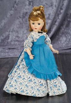 View Catalog Item - Theriault's Antique Doll Auctions Meg from Little Women 1954