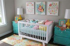 Colors for Your Nursery Room #nursery #decor #design #interiordesign #colorideas #nurserycolor #nurserydecor