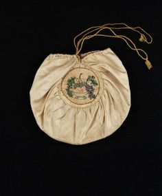 reticule civil war era | War bwt States - bags & purses ...