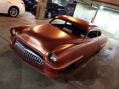 1953 Plymouth Cranbrook Lead Sled