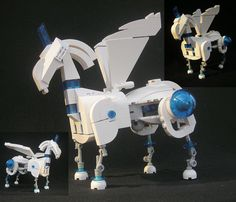 Pegasusian Guardian by Shannon Ocean, via Flickr