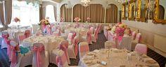 Pink Weddings, Wedding Reception, Table Decorations, Garden, Home Decor, Light Pink Weddings, Marriage Reception, Garten, Decoration Home