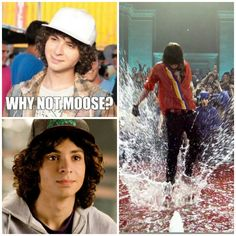 Adam G. Sevani: I love, love, love him he's just so nerdy and cute