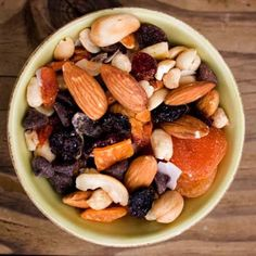 This seemingly healthy trail mix snack can cost you almost 700 calories per cup!
