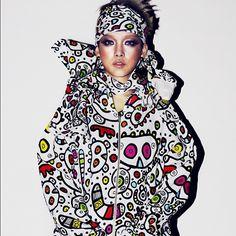 nicolaformichetti: Hirari @ikedahirari wearing... | Tokyo Fashion