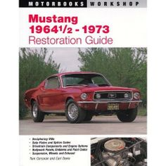 Haynes repair manual chrysler mid size dodge plymouth 1982 thru 1995 mustang 1964 12 73 restoration guide motorbooks workshop mustang manuals fandeluxe Gallery
