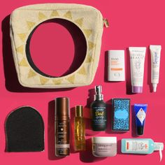 Don't go anywhere without your Summer Crushes. See our 11-piece travel kit. #Sephora #GiftSets