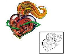 Sacred Heart Tattoos Created by Kelly Gormley Sacred Heart Tattoos, Heart Tattoo Designs, Johnny Was, Tattoos For Women, Celtic, Hearts, Butterfly, Sweet, Cover