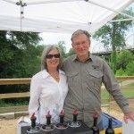 Lynn & Mike McHenry - Wedding Oak Winery
