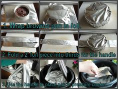 Delicious FUDGEY BROWNIES: {Electric Pressure Cooker Recipe}