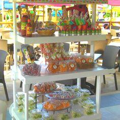 El Chavo candy buffet