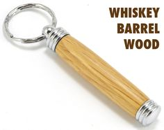 Always have a toothpick on hand. Made from a real whiskey barrel! A great gift for the toothpick and whiskey lover on your list! Flavored Toothpicks, Wood Gifts, Custom Wood, Flask, Whiskey, Barrel, Woods, Autumn, Products