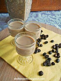 Słodkie Niebo: Likier kawowy Food And Drink, Blog, Liquor, Blogging