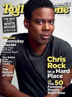Rolling Stone Cover - 5/18/2017