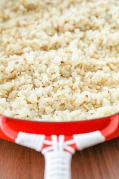Everything You've Ever Wanted to Know About Cauliflower Rice | Brit + Co
