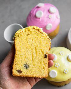 Пасхальный кулич с изюмом, корицей и цедрой лимона, глазурью без белка и хорошим настроением - Andy Chef (Энди Шеф) — блог о еде и путешествиях, пошаговые рецепты, интернет-магазин для кондитеров