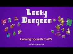 Looty Dungeon Announcement Trailer