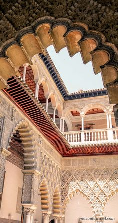 What is the best thing to do in Seville? Check the beautiful Alcazar palace. I promise you won't see something more intricate and superb!